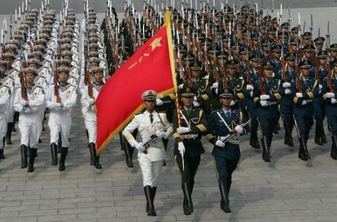 外媒 中国人民解放军陆军 世界最强的陆军