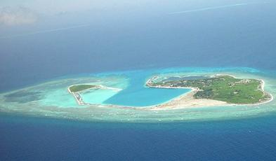 南沙群岛最新填海囹�a_搜索\
