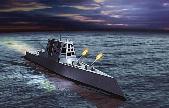 朱姆沃尔特级驱逐舰造价 每艘造价超30亿美元
