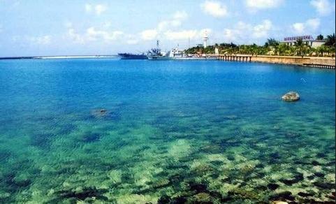 实为中国在南海诸岛的不沉航母